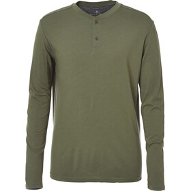 Royal Robbins Merinolux Henley Men Bayleaf